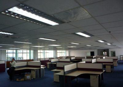 Audit Dept 2 Floor Front View
