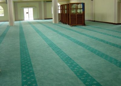 Axminister Carpet for New Kg Kelugos Mosque -02