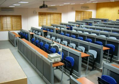 COTENSA HALL -WORKSTATION Project At India Comminication Office
