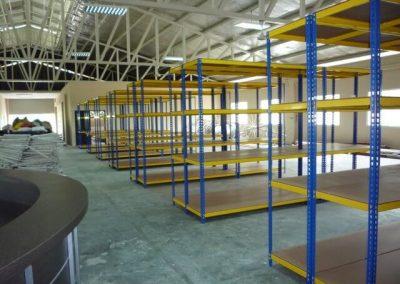 Istana Mainternance Dept Store Boltless Rack System -02-3648x2736. 03-05-2010