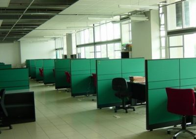 PGGMB Project 2003 - Office Partition