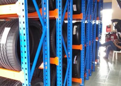 TYRETCH GADONG BRANCH LONGSPAN C BEAM TYRE RACKING -02 -2448x3264.Date 30-6-2013