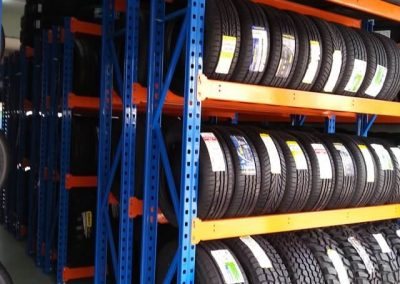 TYRETCH GADONG BRANCH LONGSPAN C BEAM TYRE RACKING -05 -2448x3264.Date 30-6-2013.