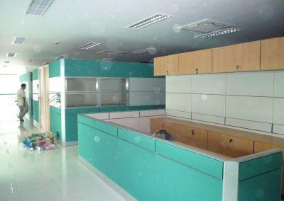 Tendrill Project -1st Floor Director Secretary Desk